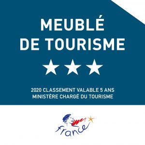 Meublé de Tourisme classé