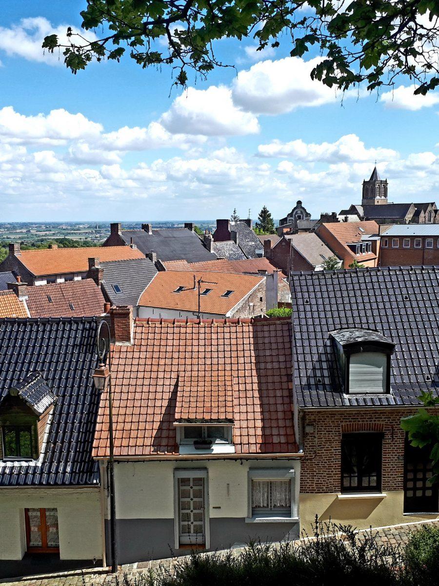 Panorama à Cassel